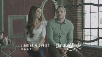 ChristianMingle.com TV Spot, 'Lindsay & Justin' - Thumbnail 2