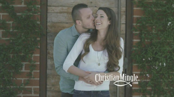 ChristianMingle.com TV Spot, 'Lindsay & Justin'