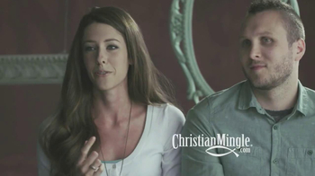 ChristianMingle.com TV Spot, 'Lindsay & Justin' - Thumbnail 5