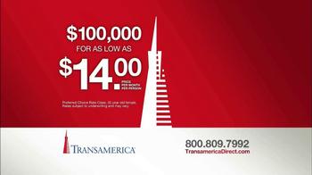 Transamerica TV Spot, 'Financial Obligations' - Thumbnail 10