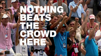 US Open TV Spot, 'Nothing Beats Being Here' - Thumbnail 8