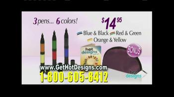 Hot Designs TV Spot - Thumbnail 9