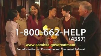 SAMHSA TV Spot, 'Broken Vase' - Thumbnail 9
