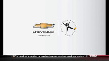 Chevrolet and One World Futbol Project TV Spot, 'Kibera, Nairobi, Kenya' - Thumbnail 1