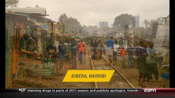 Chevrolet and One World Futbol Project TV Spot, 'Kibera, Nairobi, Kenya' - Thumbnail 2
