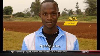 Chevrolet and One World Futbol Project TV Spot, 'Kibera, Nairobi, Kenya' - Thumbnail 3