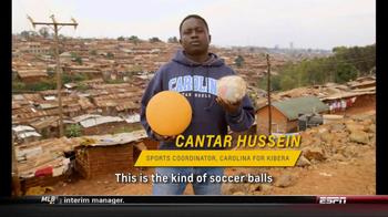 Chevrolet and One World Futbol Project TV Spot, 'Kibera, Nairobi, Kenya' - Thumbnail 7