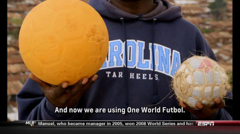 Chevrolet and One World Futbol Project TV Spot, 'Kibera, Nairobi, Kenya' - Thumbnail 8