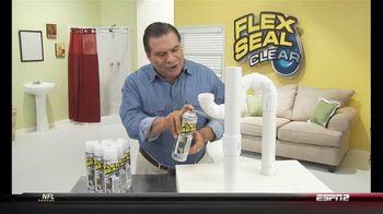 Flex Seal Clear TV Spot
