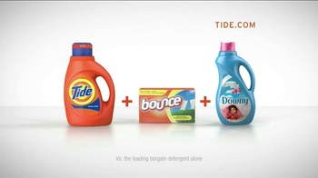 Tide, Bounce and Downy TV Spot, 'Startup' - Thumbnail 7