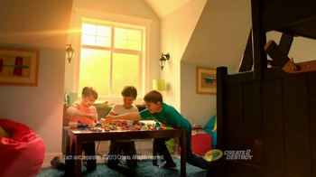 Crayola Create2Destroy Dino Destruction TV Spot, 'A Boy's Story' - Thumbnail 7