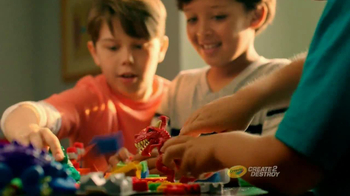 Crayola Create2Destroy Dino Destruction TV Spot, 'A Boy's Story'