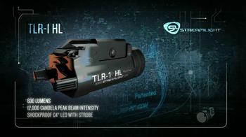 Streamlight TLR-1 HL TV Spot - Thumbnail 6