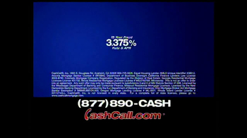 Cash Call TV Spot, 'Refi Mortgage' - Thumbnail 1
