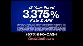 Cash Call TV Spot, 'Refi Mortgage'