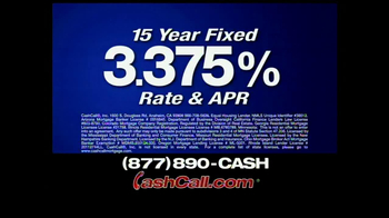 Cash Call TV Spot, 'Refi Mortgage' - Thumbnail 4