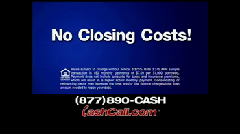 Cash Call TV Spot, 'Refi Mortgage' - Thumbnail 5