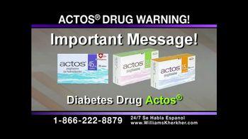 Williams Kherkher TV Spot, 'Actos'