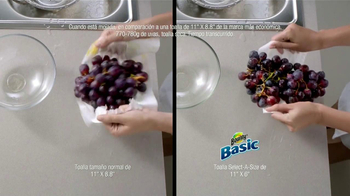 Bounty Basic TV Spot, 'Quincena' [Spanish] - Thumbnail 7