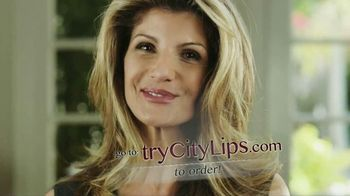 City Lips TV Spot