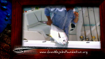 Jose Wejebe Spanish Fly Memorial Foundation TV Spot - Thumbnail 3