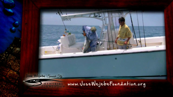 Jose Wejebe Spanish Fly Memorial Foundation TV Spot - Thumbnail 4