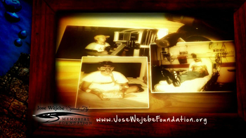 Jose Wejebe Spanish Fly Memorial Foundation TV Spot - Thumbnail 5