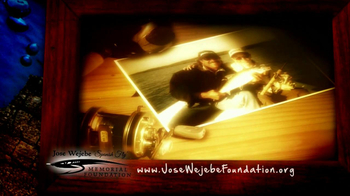 Jose Wejebe Spanish Fly Memorial Foundation TV Spot - Thumbnail 6
