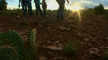 Gold Prospectors Association of America TV Spot, 'Arizona Family' - Thumbnail 2