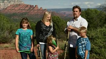 Gold Prospectors Association of America TV Spot, 'Arizona Family' - Thumbnail 3