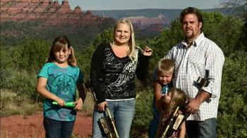 Gold Prospectors Association of America TV Spot, 'Arizona Family' - Thumbnail 5