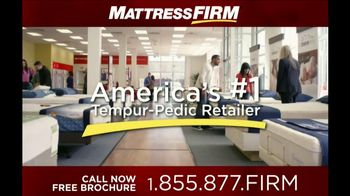 Mattress Firm Tempur-Pedic TV Spot