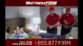 Mattress Firm Tempur-Pedic TV Spot - Thumbnail 5