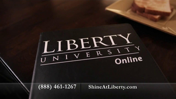 Liberty University TV Spot, 'Motivation'