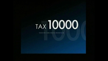TAX10000 TV Spot, 'Special Announcement: Back Taxes' - Thumbnail 1