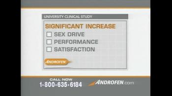 Androfen TV Spot, 'Low Testosterone' - Thumbnail 8