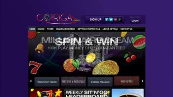Cotriga.com TV Spot, 'Online Casino' - Thumbnail 5