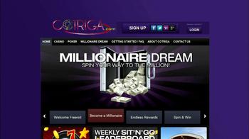 Cotriga.com TV Spot, 'Online Casino' - Thumbnail 6