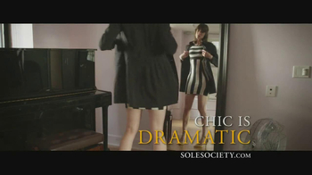 Sole Society TV Spot, 'What is Chic?' - Thumbnail 3