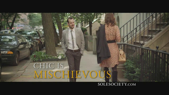 Sole Society TV Spot, 'What is Chic?' - Thumbnail 4