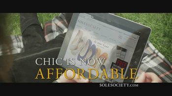 Sole Society TV Spot, 'What is Chic?' - Thumbnail 6
