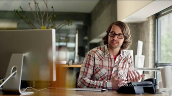 Lynda TV Spot, 'Learn' - Thumbnail 3