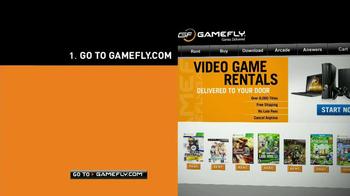 GameFly.com TV Spot, 'Gamers' - Thumbnail 9
