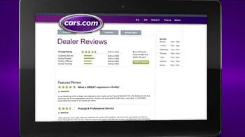 Cars.com TV Spot, 'Drama' - Thumbnail 9