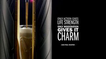 Guinness TV Spot, 'Strength & Charm'