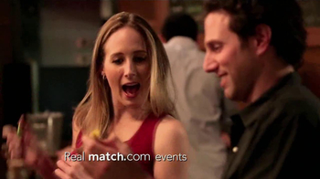 Match.com Live Events TV Spot, 'Are You Ready' - Thumbnail 3