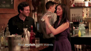 Match.com Live Events TV Spot, 'Are You Ready' - Thumbnail 4