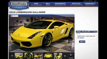 AutoTraderClassics.com TV Spot, 'Dream Car' - Thumbnail 6