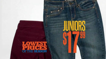 Kohl's Lowest Prices of the Season Sale  TV Spot - Thumbnail 3