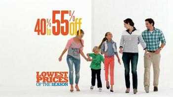 Kohl's Lowest Prices of the Season Sale  TV Spot - Thumbnail 4